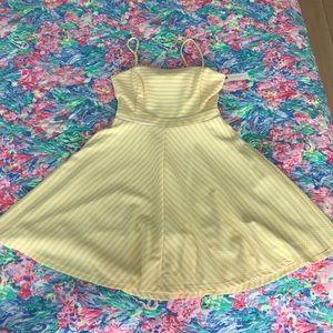 NWT Anthropologie Hutch Bow Back Knit Dress Sz S